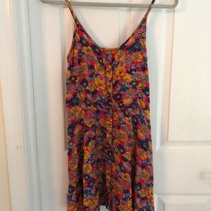 Urban Outfitter Floral Sundress